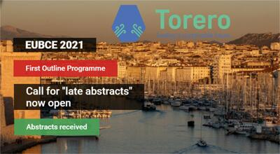 Torero results will be presented at the EUCBE 2021